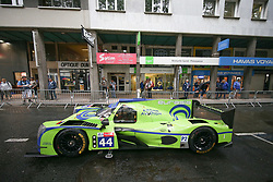June 11, 2018 - Le Mans, FRANCE - 44 EURASIA MOTORSPORT (PHL) LIGIER JSP217 GIBSON ANDREA BERTOLINI (ITA) NIC JONSSOn (SWE) TRACY KROHN  (Credit Image: © Panoramic via ZUMA Press)