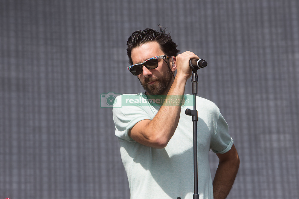 June 16, 2017 - Monza, Italy, Italy - Italian band Ex-Otago live at I-Days festival, Monza. (Credit Image: © Mairo Cinquetti/Pacific Press via ZUMA Wire)