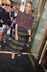 LAURA BAILEY at a party to celebrate the launch of the Vogue Fashion's Night Out held at Mulberry, Bond Street, London on 6th September 2012.