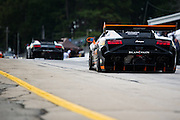 October 1-3, 2014 : Lamborghini Super Trofeo at Road Atlanta. #29 Kevin Conway, Andy Lally, Change Racing, Lamborghini of the Carolinas