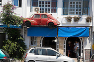 the city of  Hamameth - Tunisie  .///.la ville  Hamameth - Tunisie .///.TUNIS211A