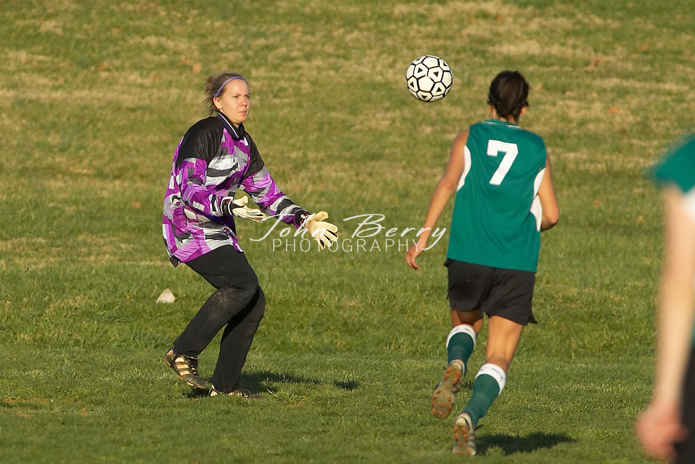 Varsity Soccer..vs Wilson Memorial..April 4, 2005