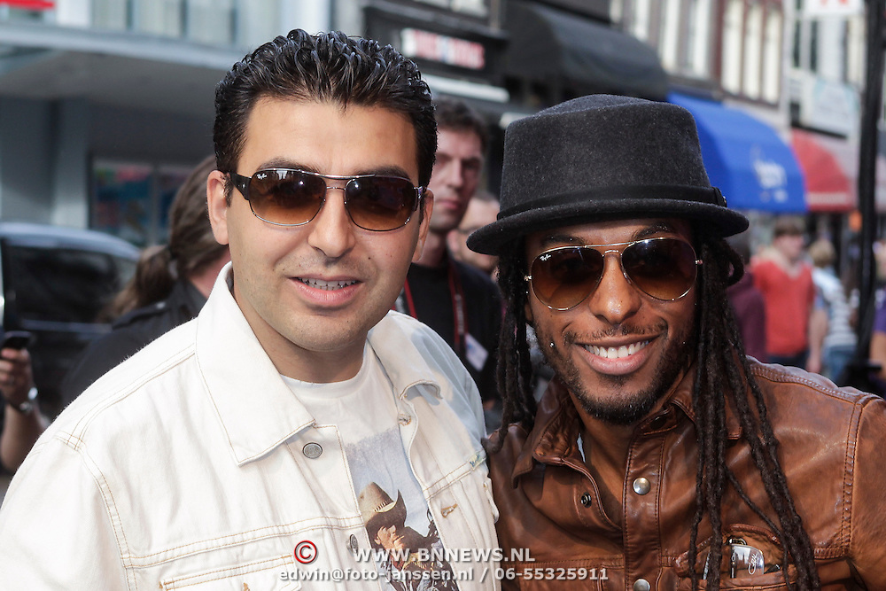 NLD/Amsterdam/20120707 - Premiere Step Up 4, Mimoun Ouled Radi en ???..