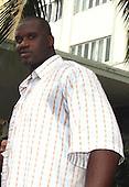Shaq @ Sagamore Hotel 08/26/2005