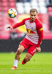 12.05.2019, Red Bull Arena, Salzburg, AUT, 1. FBL, FC Red Bull Salzburg vs LASK, Meistergruppe/Qualifikationsgruppe 30. Spieltag, im Bild Fredrik Gulbrandsen (FC Red Bull Salzburg) // during the tipico Bundesliga Championsgroup 30. round match between FC Red Bull Salzburg and LASK at the Red Bull Arena in Salzburg, Austria on 2019/05/12. EXPA Pictures © 2019, PhotoCredit: EXPA/ JFK