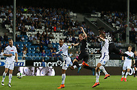 Fotball , 16. september 2016 , Eliteserien , Tippeligaen , Haugesund - Vålerenga<br />Vajebah Sakor fra Vålerenga i aksjon mot  Haugesund.<br />Foto: Andrew Halseid Budd , Digitalsport