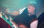 DJ Touche dj'ing