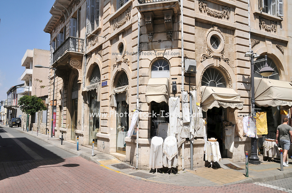 Old town of Limassol, Cyprus