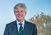 UTRECHT -  Jan Ede Kuipers, bestuurslid NGF,  .  Algemene Ledenvergadering van de Nederlandse Golf Federatie NGF.   COPYRIGHT KOEN SUYK