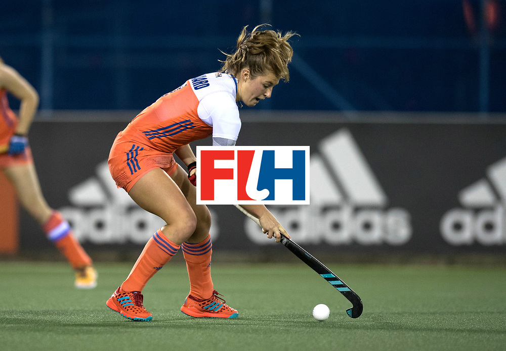 AUCKLAND - Sentinel Hockey World League final women<br /> Match id 10292<br /> 02 NED v NZL (Pool A)<br /> Foto:  Xan De Waard.<br /> WORLDSPORTPICS COPYRIGHT FRANK UIJLENBROEK