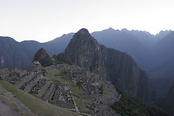 Machu Picchu, Peru<br />
