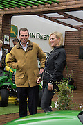 SIBLINGS: PETER PHILLIPS; ZARA PHILLIPS,, Chelsea Flower Show, 18 May 2015.