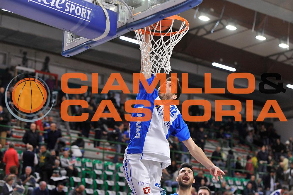 Diego Monaldi<br /> Banco di Sardegna Dinamo Sassari - Vanoli Cremona<br /> LegaBasket Serie A LBA Poste Mobile 2016/2017<br /> Sassari 26/11/2016<br /> Foto Ciamillo-Castoria