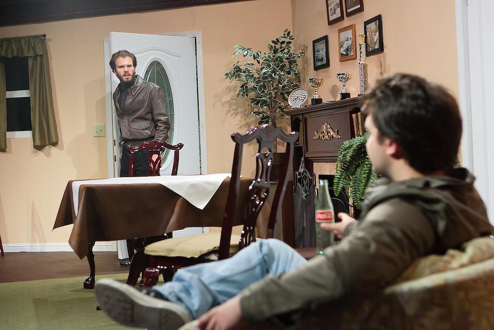 """The Murder Game"" Photo © Mike Padua 2011"