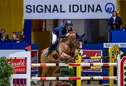 Troschke Frederick, GER, Can WIn<br /> Championat der SIGNAL IDUNA<br /> Dortmund - Signal Iduna Cup 2020 2020<br /> © Hippo Foto - Stefan Lafrentz<br /> 14/03/2020