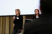 Kat Omecene, Ethics Case Competition. ©Ohio University/ Photo by Kaitlin Owens