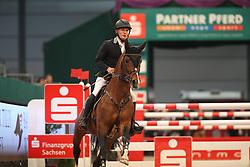Kauert, Christof (GER), Orpild<br /> Leipzig - Partner Pferd 2016<br /> Finale Partner Pferd Cup<br /> © www.sportfotos-lafrentz.de / Stefan Lafrentz