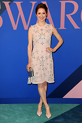 June 5, 2017 - New York, NY, USA - June 5, 2017  New York City..Ellie Kemper attending the 2017 CFDA Fashion Awards on June 5, 2017 in New York City. (Credit Image: © Kristin Callahan/Ace Pictures via ZUMA Press)
