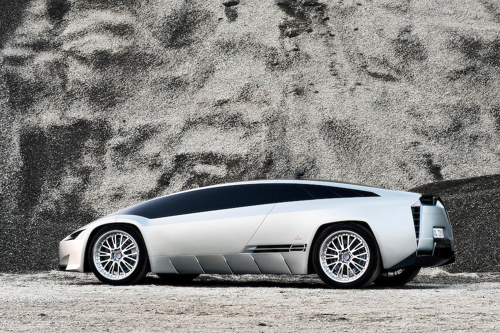 Giugiaro Quaranta, Concept car, Torino, Italy 2008
