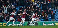 Football - 2019 / 2020 Premier League - Burnley vs. Leicester City<br /> <br /> Ashley Westwood of Burnley at Turf Moor.<br /> <br /> COLORSPORT