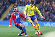 Premier League Football - Crystal Palace v Everton - 21 January 2017