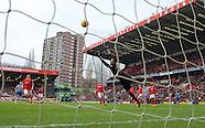 Charlton Athletic v Reading 270216