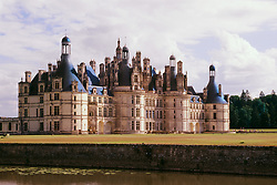 July 21, 2019 - Chambord Château, Loire River Valley, France (Credit Image: © Bilderbuch/Design Pics via ZUMA Wire)