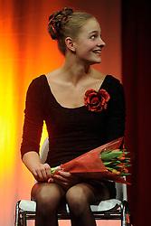 13-12-2010 ALGEMEEN: TOPSPORT GALA AMSTERDAM: AMSTERDAM<br /> In de Westergasfabriek werd het gala van de beste sportman, -vrouw, coach en ploeg gekozen / Esme Vermeulen<br /> ©2010-WWW.FOTOHOOGENDOORN.NL