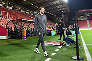 Dale Stephens (6) of Brighton and Hove Albion arrives ahead of the Premier League match between Bournemouth and Brighton and Hove Albion at the Vitality Stadium, Bournemouth, England on 21 January 2020.