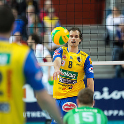 20150121: AUT, Volleyball - The 2015 CEV Champions League, SK Posojilnica Dob v  VfB Friedrichshafen