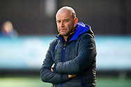 ALMERE -Hoodfklasse heren.<br /> Den Bosch v Kampong 0-4<br /> Foto: Eric Verboom Head Coach <br /> WORLDSPORTPICS COPYRIGHT FRANK UIJLENBROEK