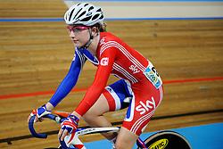 26-03-2011 WIELRENNEN: UCI TRACK CYCLING WORLD CHAMPIONSHIPS 2011: APELDOORN<br /> Laura Trott<br /> ©2011 Ronald Hoogendoorn Photography