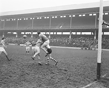 28.02.1971 Football Railway Cup Semi. Munster Vs Ulster