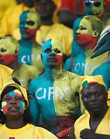 Photo: Steve Bond/Richard Lane Photography.<br />Mali v Benin. Africa Cup of Nations. 21/01/2008. Benin fans