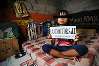 Human trafficking, Indonesia.