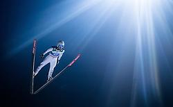 06.01.2015, Paul Ausserleitner Schanze, Bischofshofen, AUT, FIS Ski Sprung Weltcup, 63. Vierschanzentournee, Finale, im Bild Jakub Janda (CZE) // Jakub Janda of Czech Republic during Final Jump of 63rd Four Hills <br /> Tournament of FIS Ski Jumping World Cup at the Paul Ausserleitner Schanze, Bischofshofen, Austria on 2015/01/06. EXPA Pictures © 2015, PhotoCredit: EXPA/ JFK