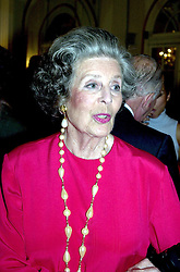 MARIANNE PRINCESS SAYN-WITTGENSTEIN at a <br /> party in London on 13th June 2000.OFC 54<br /> © Desmond O'Neill Features:- 020 8971 9600<br />    10 Victoria Mews, London.  SW18 3PY <br /> www.donfeatures.com   photos@donfeatures.com<br /> MINIMUM REPRODUCTION FEE AS AGREED.<br /> PHOTOGRAPH BY DOMINIC O'NEILL