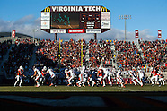 NCAA Football: Virginia at Virginia Tech