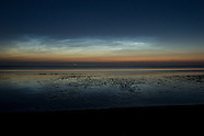 Wad bij nacht | Mudflats at night