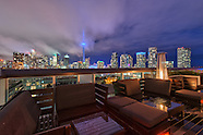 Toronto - City Views - Thompson Hotel Rooftop Bar