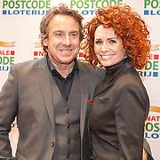NLD/Amsterdam/20160126 - Goed Gala 2016, Marco Borsato en partner Leontine Borsato