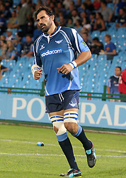 Bulls Victor Matfield.05 March 2011, Blue Bulls v Highlanders, Vodacom Super 15, Loftus Stadium, Pretoria,South Africa,.photo by Abbey Sebetha, Eagency