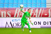 Alexis THEBAUX - 10.01.2014 - Troyes / Brest - 19e journee Ligue 2<br /> Photo : Dave Winter / Icon Sport
