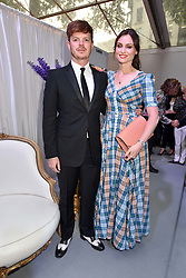 Richard Jones and Sophie Ellis-Bextor at the Glamour Women of The Year Awards 2017 in association with Next held in Berkeley Square Gardens, London England. 6 June 2017.