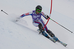19.12.2010, Val D Isere, FRA, FIS World Cup Ski Alpin, Ladies, Super Combined, im Bild Marion Pellissier (FRA) whilst competing in the Slalom section of the women's Super Combined race at the FIS Alpine skiing World Cup Val D'Isere France. EXPA Pictures © 2010, PhotoCredit: EXPA/ M. Gunn / SPORTIDA PHOTO AGENCY