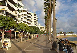 10.01.2012, Marbella, Spanien, ESP, Marbella im Focus, im Bild Strandpromenade von Marbella, Andalusien, Spanien. EXPA Pictures © 2012, PhotoCredit: EXPA/ Eibner/ Andre Latendorf..***** ATTENTION - OUT OF GER *****