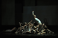 Pittsburgh Ballet Theatre production of  Light -The Holocaust & Humanity Project at the Byham Theatre.