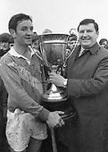 Buffers Alley V Shamrocks County Final in Wexford 1970