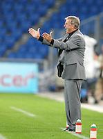 Fussball International Laenderspiel Oesterreich - Venezuela Trainer Josef Hickersberger (AUT)
