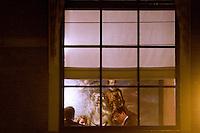 Nederland. Den Haag, 8 november 2007.<br /> Jan Peter Balkenende, minister-president, tijdens overleg op het ministerie van Algemene zaken met staatssecretaris Jan Kees de Jager en Marjolein Voslamber, politiek assistent van Balkenende. Vanavond is er het wekelijkse bewindsliedenoverleg. Vanmiddag hebben de coalitiepartijen vanhet vierde kabinet Balkenende onderhandelt over het ontslagrecht<br /> Foto Martijn Beekman <br /> NIET VOOR TROUW, AD, TELEGRAAF, NRC EN HET PAROOL